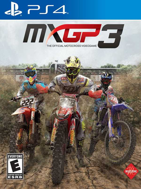 MXGP 3: The Official Motocross Videogame